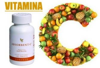 Absorbent C - VitaminaC Compresse